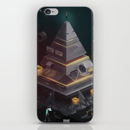A Tale of an Ordinary Lifeform iPhone Skin