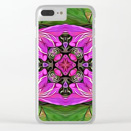 Gates of Initiation Clear iPhone Case