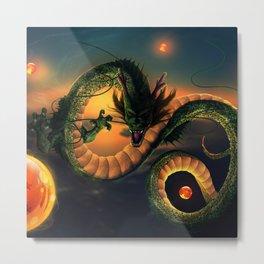 dragon ball Metal Print