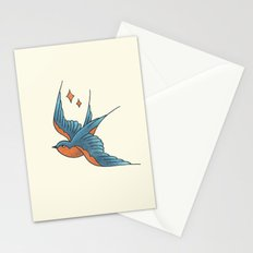 Swallow Flash  Stationery Cards