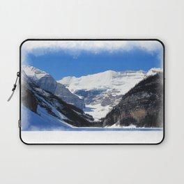 Lake Louise in Banff National Park Laptop Sleeve