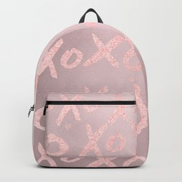 Blush LOVE - XOXO - Backpack