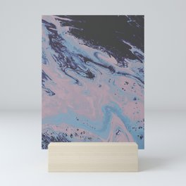 Cold Shoulder Mini Art Print
