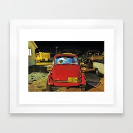 Iszetta for your Pleasure Framed Art Print
