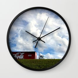 Corporate Change Agents Wall Clock