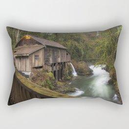 Cedar Creek Gristmill Rectangular Pillow