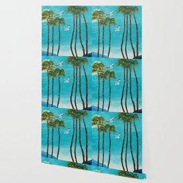San Diego Palms Wallpaper