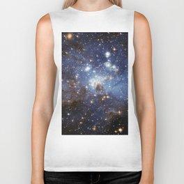 LH 95 stellar nursery in the Large Magellanic Cloud (NASA/ESA Hubble Space Telescope) Biker Tank