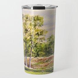 Merion Golf Course 17th Hole Travel Mug