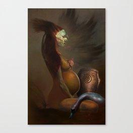 Tarot: The Empress Canvas Print