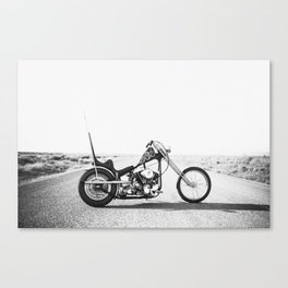 1956 Pan / Shovel Canvas Print