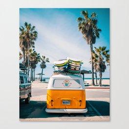 Los Angeles #society6 #decor #buyart Canvas Print