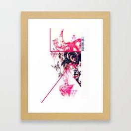 DRAMAQUEEN // Framed Art Print