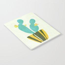 Modern Cactus Notebook