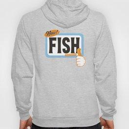 Fish Thumbs Hoody