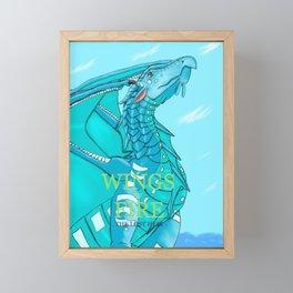 WOF The Lost Heir Framed Mini Art Print