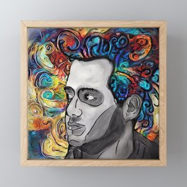 Magic Minds Framed Mini Art Print