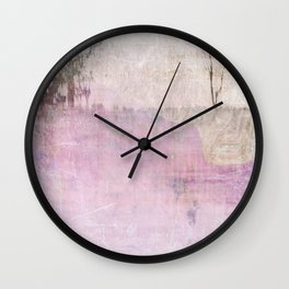 Abstract ~ Landscape Wall Clock