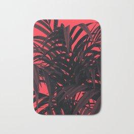Tropical Leaf Bath Mat