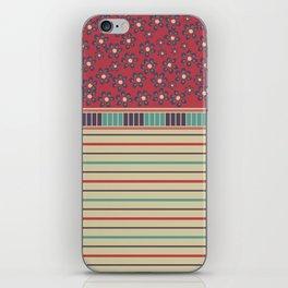 Chase bis iPhone Skin