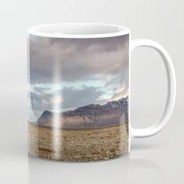 Glacier Fields of Iceland Coffee Mug