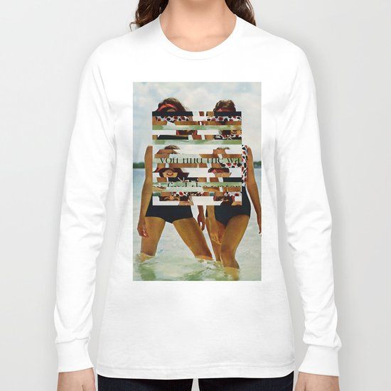 Bee Keen E. Gurls Long Sleeve T-shirt