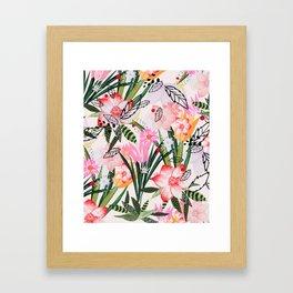 karel II Framed Art Print