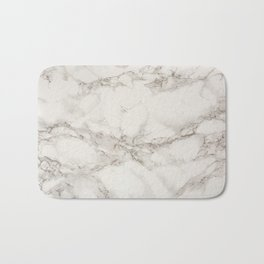 Marble Texture Surface 14 Bath Mat