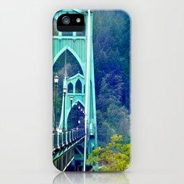 ST. JOHN'S BRIDGE iPhone Case