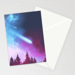 Halley's Comet Stationery Cards