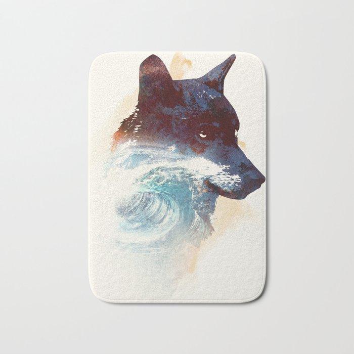 Night swim Bath Mat