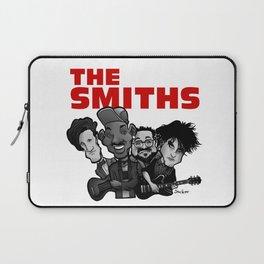 The Smiths (white version) Laptop Sleeve