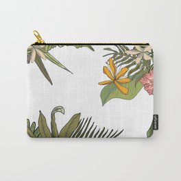Palm Bouquets Carry-All Pouch
