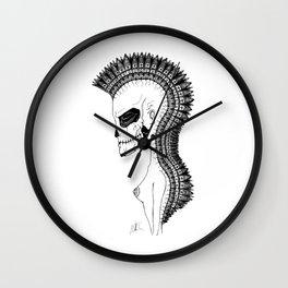 Women and girls 0001 Wall Clock