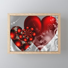have a heart for children Framed Mini Art Print