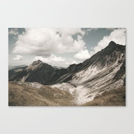 Cathedrals - Landscape Photography Canvas Print