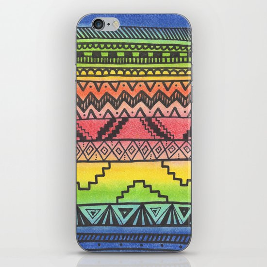 Tribal #3 iPhone & iPod Skin