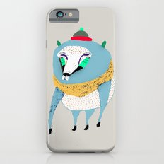 Bear with Hat Slim Case iPhone 6s