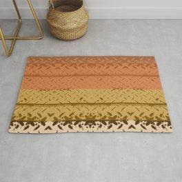 Desert Tread Plate Rug