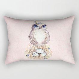 Owl 4 Rectangular Pillow