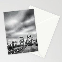 Interstate 74 Bridge - IL/IA Stationery Cards