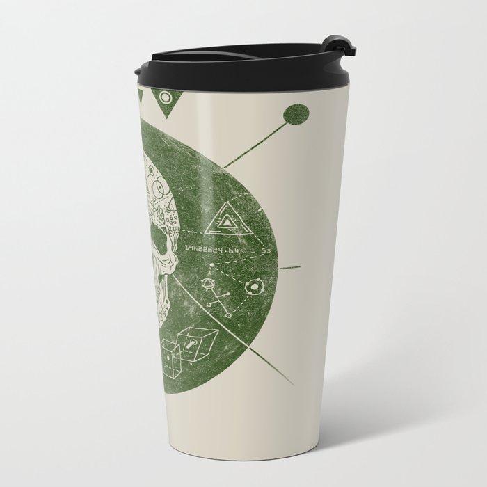 Sagittarius Metal Travel Mug