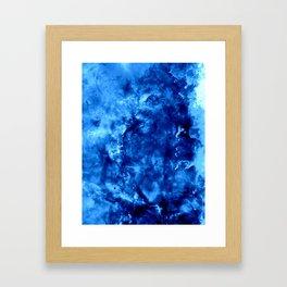 NEBULa Waters Framed Art Print