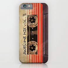 Awesome mix vol. 3 Slim Case iPhone 6