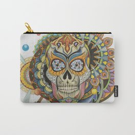 Convergence - Sugar Skull Carry-All Pouch