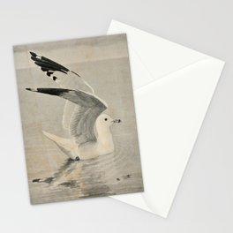 Vintage Illustration of a Seagull (1902) Stationery Cards