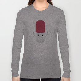 Happy Pill! Long Sleeve T-shirt