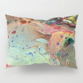 Fluid Nine Colour Pour Pillow Sham