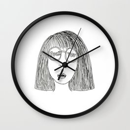Eff You Wall Clock