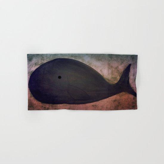 Whale-593 Hand & Bath Towel